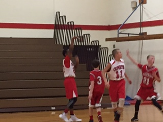 7th and 8th Grade Basketball Defeat Addison