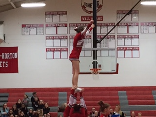 Hanover-Horton Competitive Cheer Invite