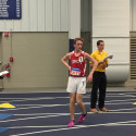 2017 Hillsdale College Indoor Meet