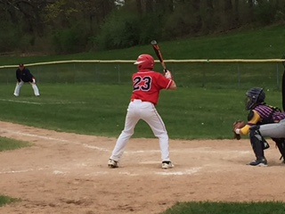 JV Baseball Ends Season With a Split