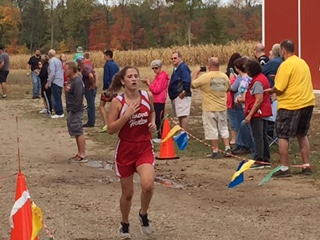 MS Cross Country at Sand Creek Invitational