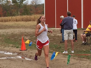 Cross Country Sweeps EJ and Napoleon