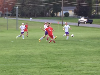 Soccer Falls to Jackson Christian in Districts