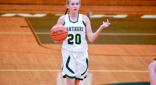 Girls Basketball Team Beats Holy Name, Panthers Now 4-0