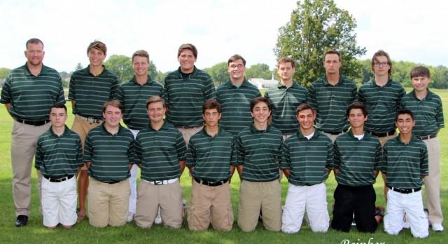 Boys Golf Team Qualifies for District Tournament