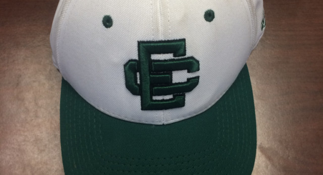 Baseball Hats on Sale in Athletic Office