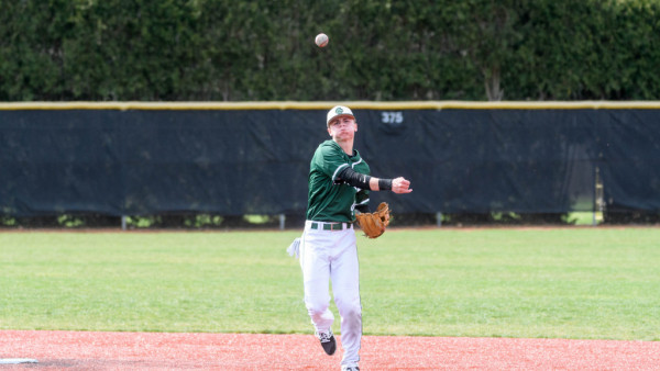 Ryan Strittmather 2017 Baseball v. Amherst