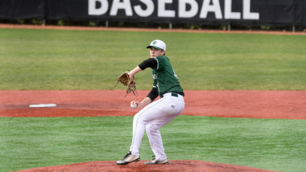 Jeff Spencer 2017 Baseball v. Amherst II