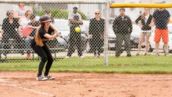 Julia Allegretto 2017 Softball v. Rocky River