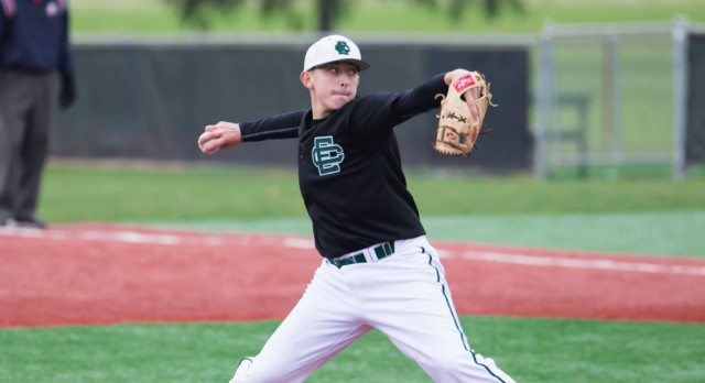 Laird Throws Gem in Win Over Invaders