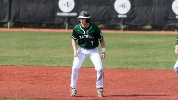 Leighton Banjoff 2017 Baseball