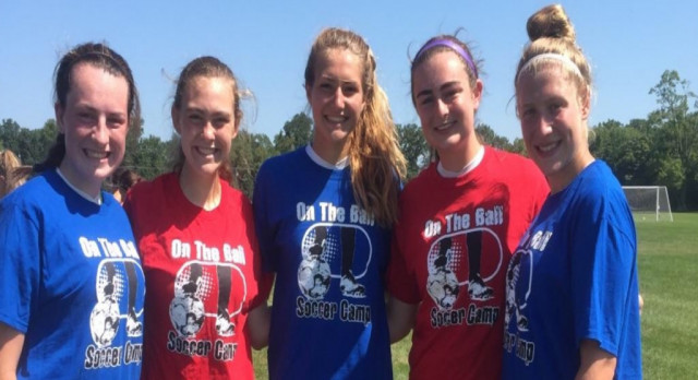 Girls Soccer: Five Selected to All Star Team at Findlay Camp