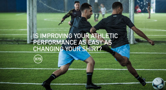 Sponsored: Change Your Shirt, Change Your Performance &#8211; Presented by 37.5<sup>&reg;</sup> Technology