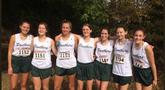 Cross Country Runners Earn All-County Honors
