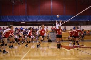 Webo vs. Rossville Team Pic