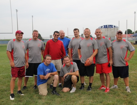 Inaugural Pearson 7-on-7 tourney a success