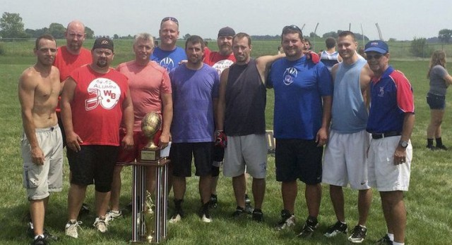 Alums come back for Pearson Tourney