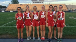 Girls CC after Charger Classic