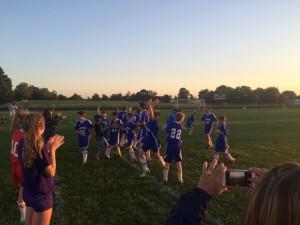 boys soccer vs. Smont