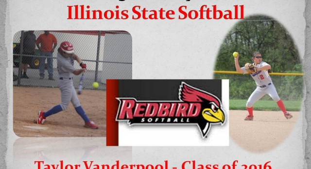 Vanderpool signs with Illinois State