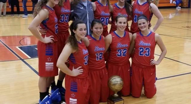 Stars win Sugar Creek Classic again
