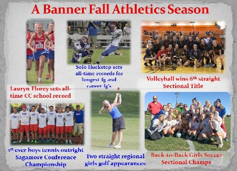 Banner fall for Stars athletics