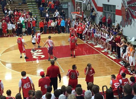 Special Olympics Game Tonight at Danville