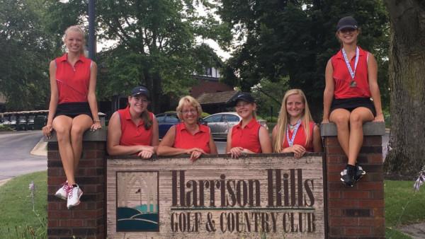 Girls Golf - Seeger Invitational