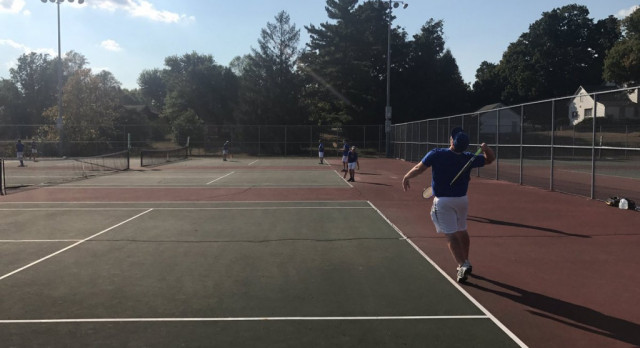 Boy's Tennis Builds Momentum Towards Sectionals