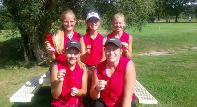 Lady Star Golfers Advance To Regionals