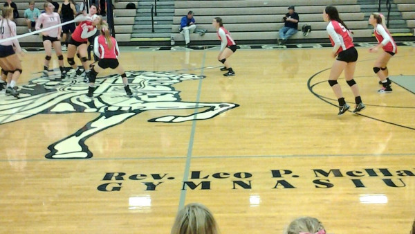 wb volleyball lcc