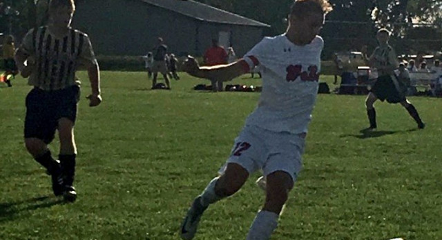 Boy's Soccer Comes Up Short To The Tigers