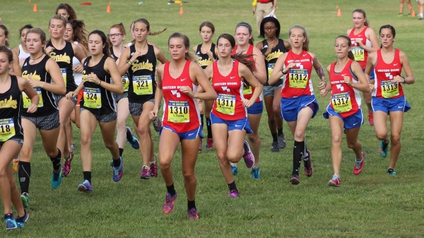 Five Runners Earn Top-50 Finishes at Flashrock Invite