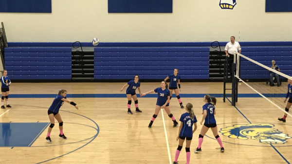 7th volleyball cville