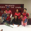 Wildcat Softball Signings