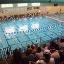 Swimming From Yellowjacket Invitational