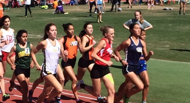 Greenwood High School Girls Varsity Track at Taco Bell Classic