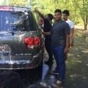Football Car Wash For Cancer