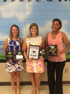 VAR SOFTBALL AWARD WINNERS