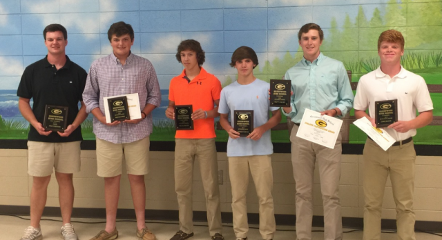 2016 Baseball Awards Presented