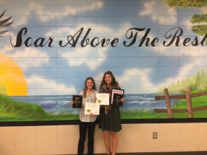 GIRLS TENNIS AWARDS
