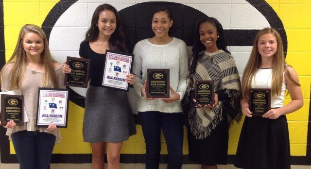 Volleyball Award Winners Announced