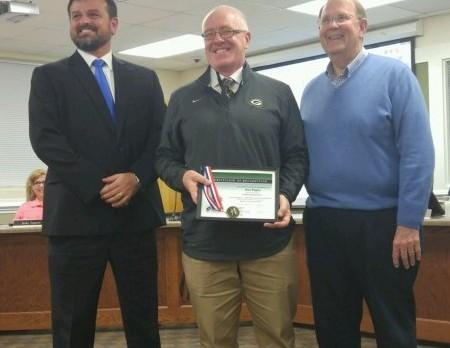 Congratulations Coach Pippin!
