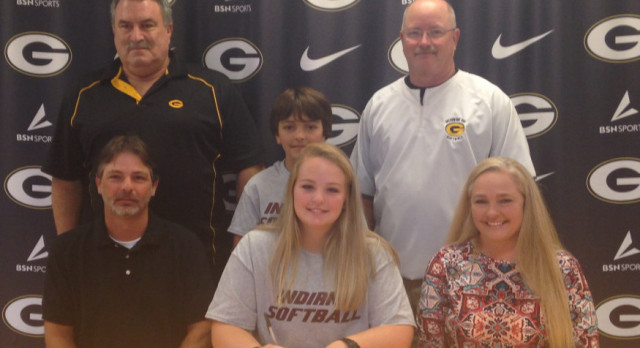 Courtney Bice Signs Letter of Intent with USC Salkehatchie
