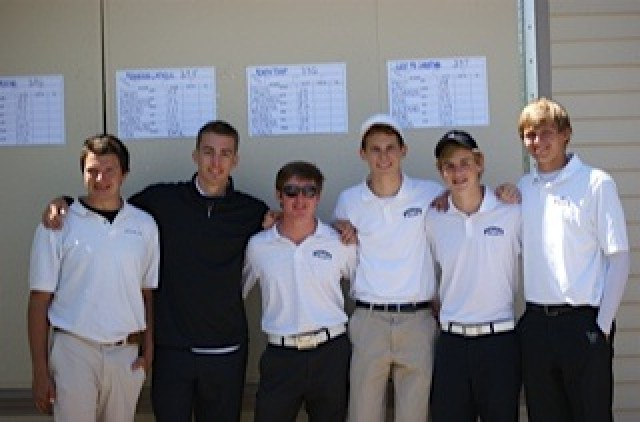 Mustangs on to Regionals at the Medalist