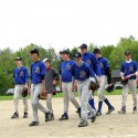 2012 Middle School Baseball