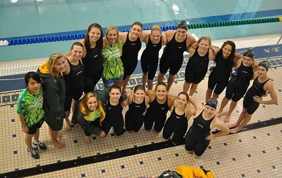 Congratulations to NorthPointe Girls Swim/Dive Team for placing 3rd at Conference this past week-end.