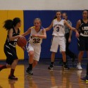 Girls Basketball vs. Potter's House