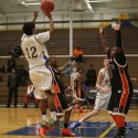 Freshmen Boys Basketball; Feb 8 2014