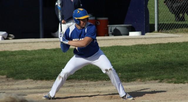 Varsity Baseball beats Pewamo-Westphalia 9-4